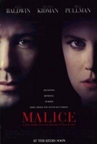 Malícia - Poster / Capa / Cartaz - Oficial 3