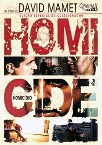 Homicídio - Poster / Capa / Cartaz - Oficial 2