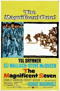 Sete Homens e Um Destino - Poster / Capa / Cartaz - Oficial 6