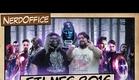 FIlmes de 2016 | NerdOffice S07E04
