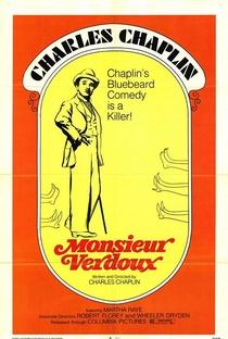 Monsieur Verdoux - Poster / Capa / Cartaz - Oficial 7