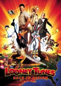 Looney Tunes: De Volta à Ação - Poster / Capa / Cartaz - Oficial 3