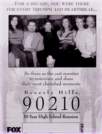 Beverly Hills 90210: The Reunion - Poster / Capa / Cartaz - Oficial 1
