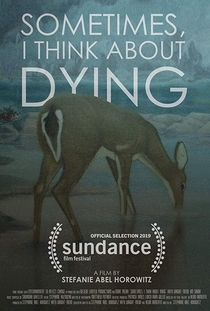 Sometimes, I Think About Dying - Poster / Capa / Cartaz - Oficial 1