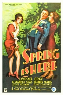 Primavera de Amor - Poster / Capa / Cartaz - Oficial 1