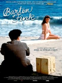 Barton Fink - Delírios de Hollywood - Poster / Capa / Cartaz - Oficial 9