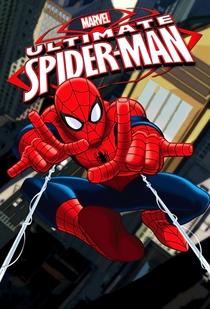 Ultimate Homem-Aranha (1ª Temporada) - Poster / Capa / Cartaz - Oficial 2