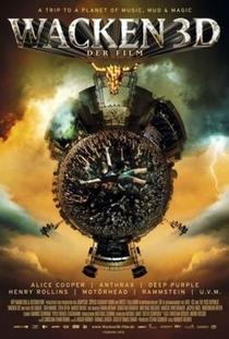 Wacken 3D - Poster / Capa / Cartaz - Oficial 1