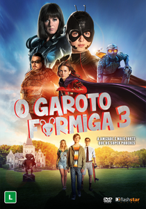 Garoto-Formiga 3 - Poster / Capa / Cartaz - Oficial 2