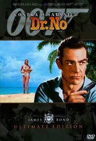 007 - Contra o Satânico Dr. No - Poster / Capa / Cartaz - Oficial 2