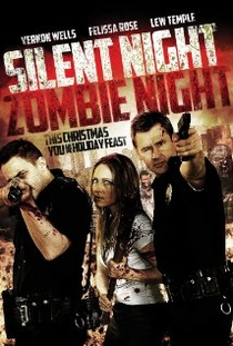 Silent Night, Zombie Night - Poster / Capa / Cartaz - Oficial 1
