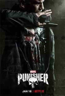 O Justiceiro (2ª Temporada) - Poster / Capa / Cartaz - Oficial 3
