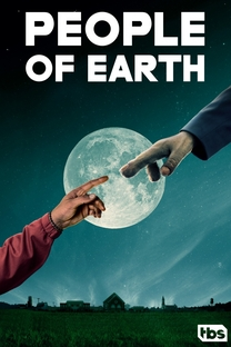 People of Earth (2ª Temporada) - Poster / Capa / Cartaz - Oficial 1