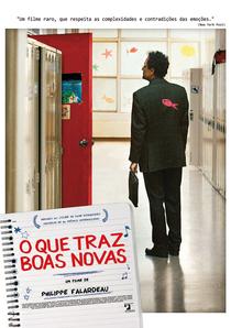 O que Traz Boas Novas - Poster / Capa / Cartaz - Oficial 4