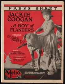 A Boy of Flanders - Poster / Capa / Cartaz - Oficial 1