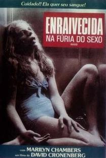 Enraivecida na Fúria do Sexo - Poster / Capa / Cartaz - Oficial 4
