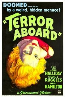 Terror Aboard - Poster / Capa / Cartaz - Oficial 1