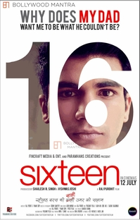 Sixteen - Poster / Capa / Cartaz - Oficial 3