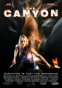 The Canyon - Poster / Capa / Cartaz - Oficial 1