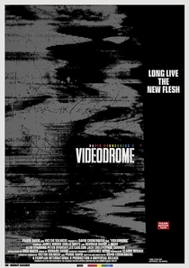 Videodrome - A Síndrome do Vídeo - Poster / Capa / Cartaz - Oficial 5