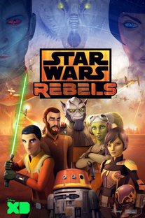 Star Wars Rebels (4ª Temporada) - Poster / Capa / Cartaz - Oficial 1