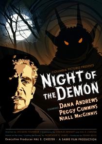 A Noite do Demônio  - Poster / Capa / Cartaz - Oficial 2