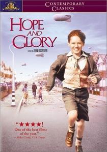 Esperança e Glória - Poster / Capa / Cartaz - Oficial 4