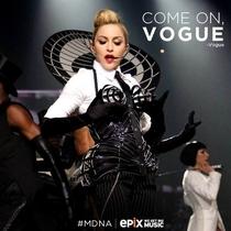 MDNA World Tour - Poster / Capa / Cartaz - Oficial 2