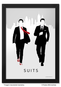 Suits (6ª Temporada) - Poster / Capa / Cartaz - Oficial 2