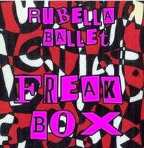 Rubella Ballet - Freak Box - Poster / Capa / Cartaz - Oficial 1