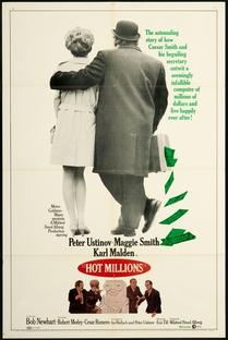 A Máquina dos Milhões - Poster / Capa / Cartaz - Oficial 1