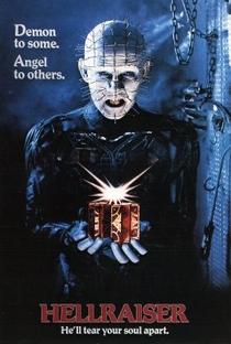 Hellraiser: Renascido do Inferno - Poster / Capa / Cartaz - Oficial 1