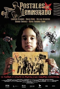 Postais de Leningrado - Poster / Capa / Cartaz - Oficial 1