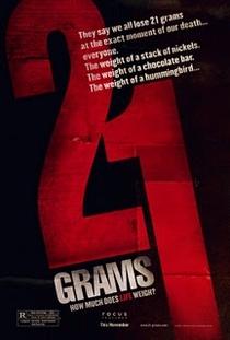 21 Gramas - Poster / Capa / Cartaz - Oficial 2