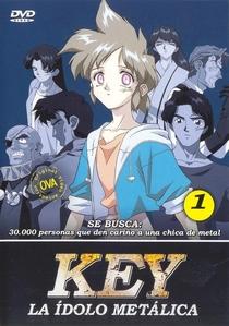 Key: The Metal Idol - Poster / Capa / Cartaz - Oficial 4