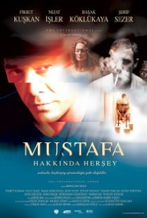 Everything About Mustafa - Poster / Capa / Cartaz - Oficial 1