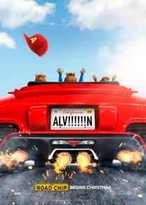 Alvin e os Esquilos: Na Estrada - Poster / Capa / Cartaz - Oficial 4