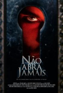 Não Abra Jamais - Poster / Capa / Cartaz - Oficial 1