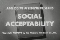 Social Acceptability - Poster / Capa / Cartaz - Oficial 1