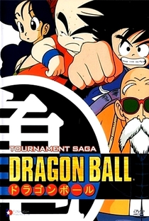 Dragon Ball (2ª Temporada) - Poster / Capa / Cartaz - Oficial 4