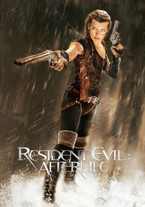 Resident Evil 4: Recomeço - Poster / Capa / Cartaz - Oficial 6