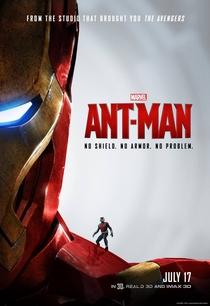 Homem-Formiga - Poster / Capa / Cartaz - Oficial 26