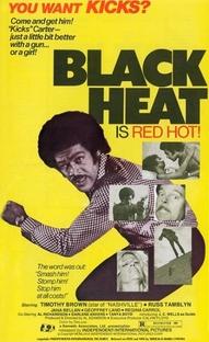 Black Heat - Poster / Capa / Cartaz - Oficial 1