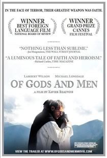 Homens e Deuses - Poster / Capa / Cartaz - Oficial 3