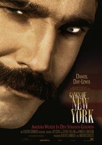 Gangues de Nova York - Poster / Capa / Cartaz - Oficial 2