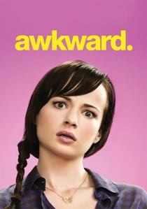 Awkward. (1ª Temporada) - Poster / Capa / Cartaz - Oficial 4