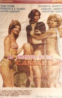 As Amantes de Um Canalha - Poster / Capa / Cartaz - Oficial 1