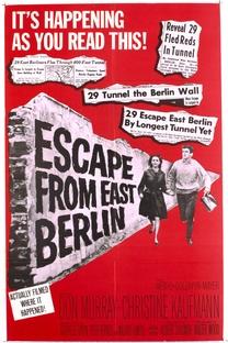 Fuga de Berlim Oriental - Poster / Capa / Cartaz - Oficial 2