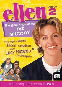 Ellen (2ª Temporada) - Poster / Capa / Cartaz - Oficial 1