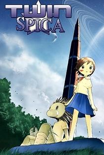 Twin Spica - Poster / Capa / Cartaz - Oficial 2